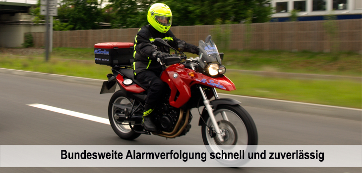 All Service Sicherheitsdienste GmbH - Bike Security