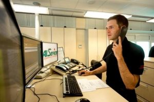 All Service Sicherheitsdienste Notruf- und Serviceleitstelle