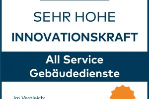 Siegel_SEHR HOHE_Innovationskraft_All Service
